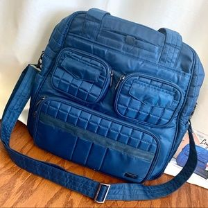 NEW Lug Puddle Jumper Full Size Multipurpose Bag